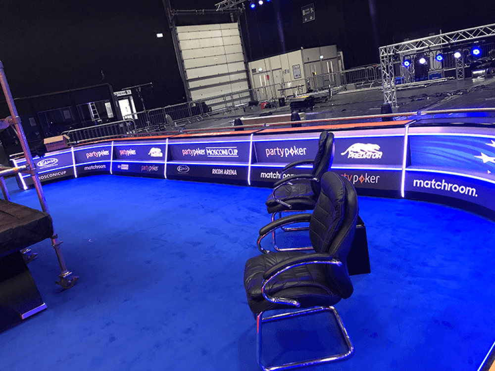 Matchroom Sports Event Set for the Pool Mosconi Cup